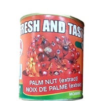Fresh And Tasty Palm Cream Red